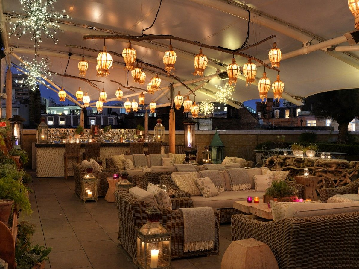 Buy Tickets For Ham Yard Roof Terrace Summer Sessions At Ham Yard Hotel London Tickets And Information For H Ham Yard Hotel Ham Yard Hotel London Roof Terrace