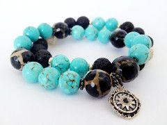 I Am Patient essential oil bracelet by LavHa