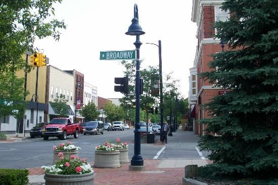 My Quaint Little Hometown Mount Pleasant Michigan With
