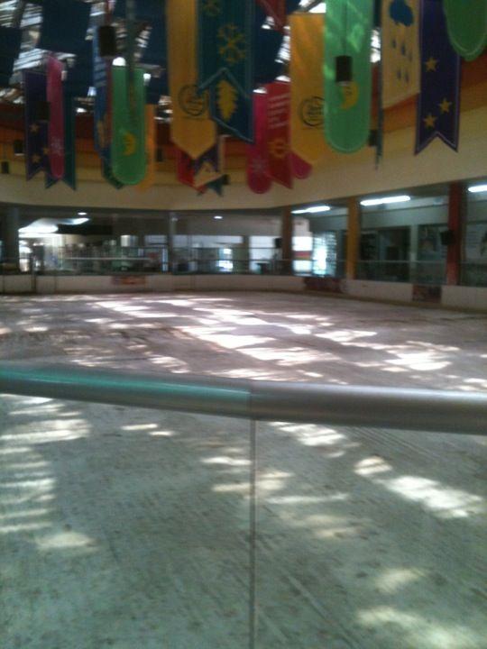 Plaza De Las Americas Four Square Juarez Fun Slide