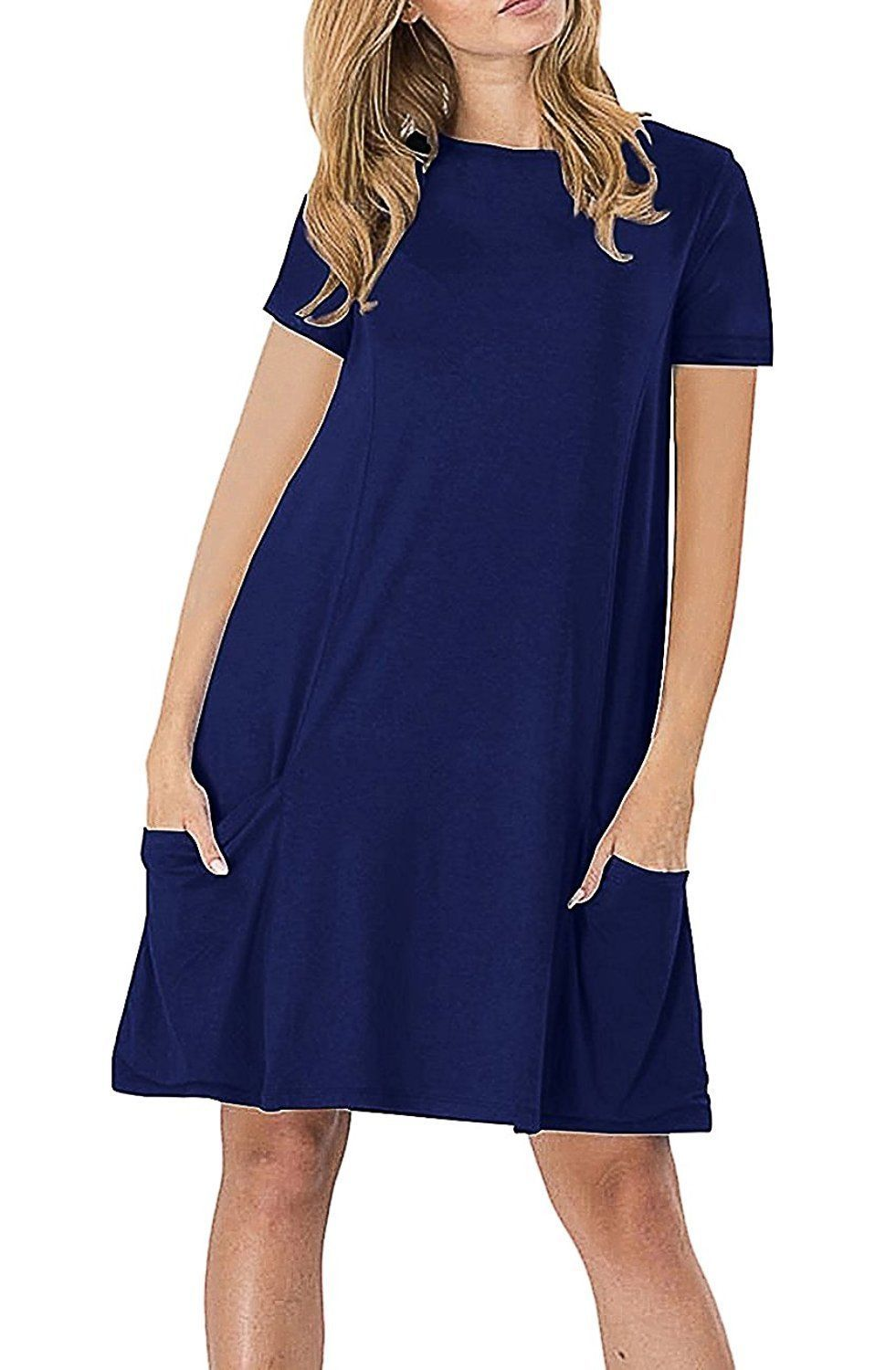 awesome great navyblue summer vintage dresses for women plus size