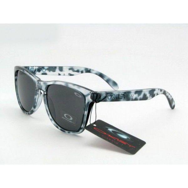 d4f742c20a australia oakley frogskins sunglasses black leopard frame black lens a00be  4c76f