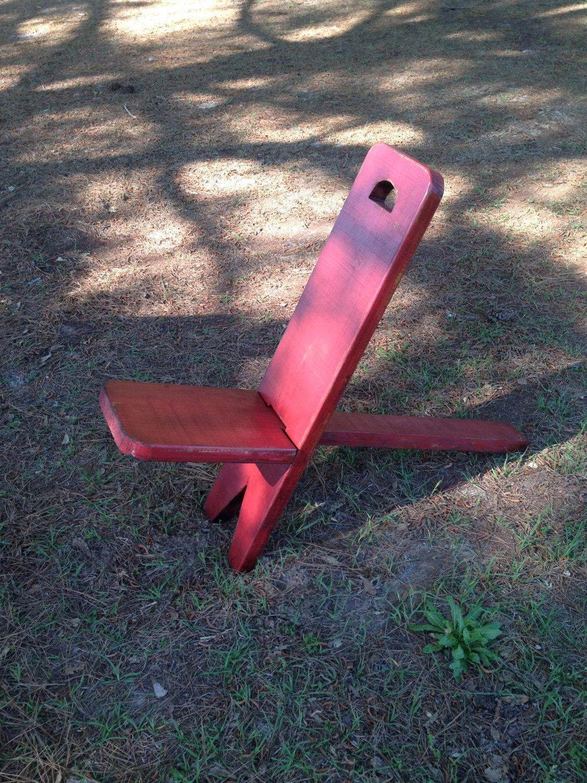 ll bean low rider camp chair