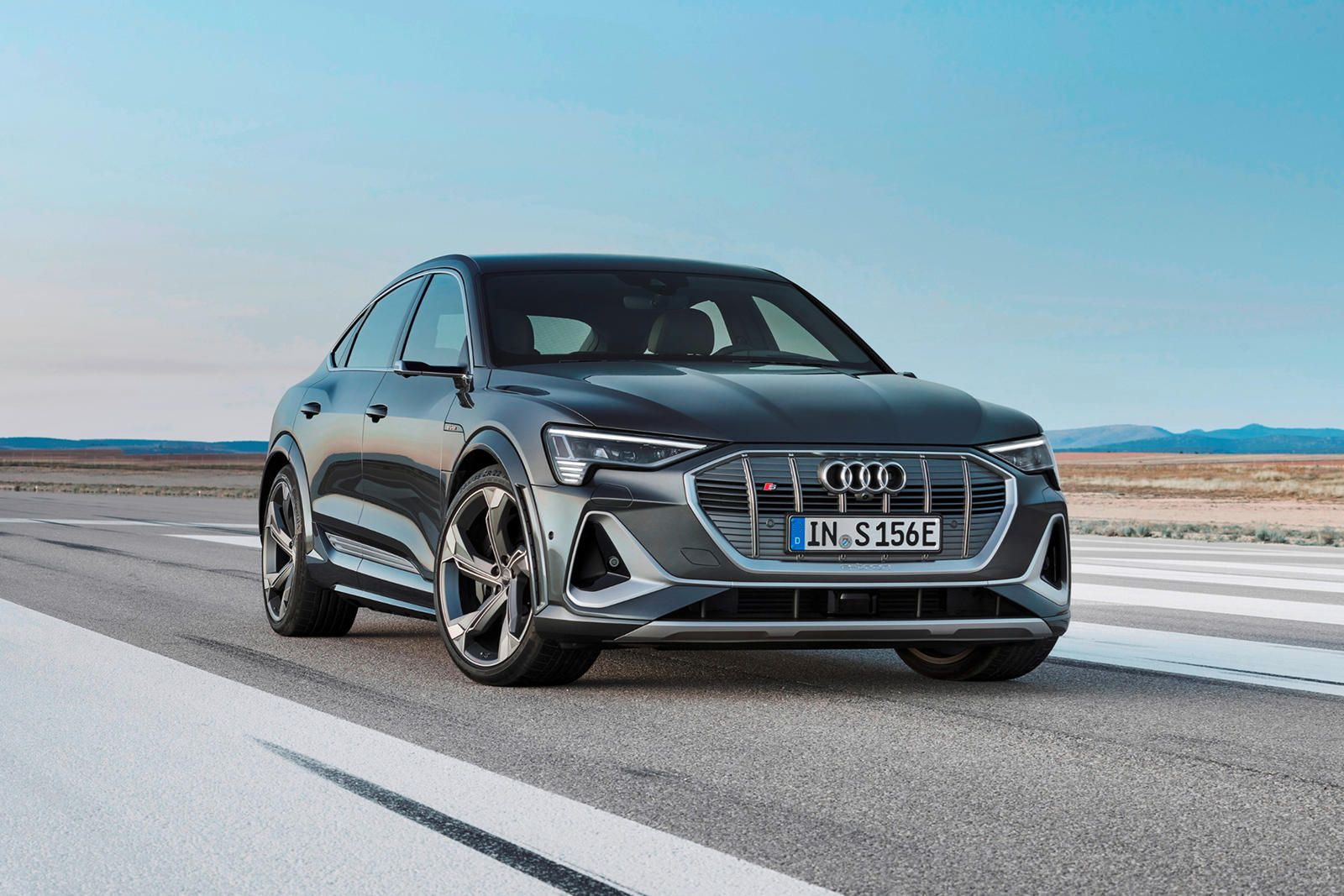 2021 Audi E Tron S Sportback First Look Review Power And Style The Tesla Model What In 2020 Audi E Tron E Tron Audi