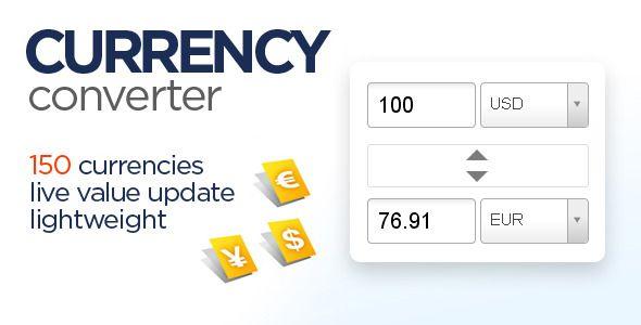 Currency Converter Script