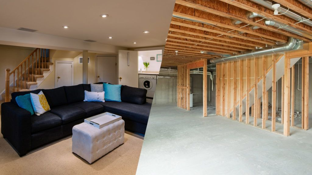 Is A Basement Included In The Square Footage Of A Home House Home Mortgage Dream House Rooms