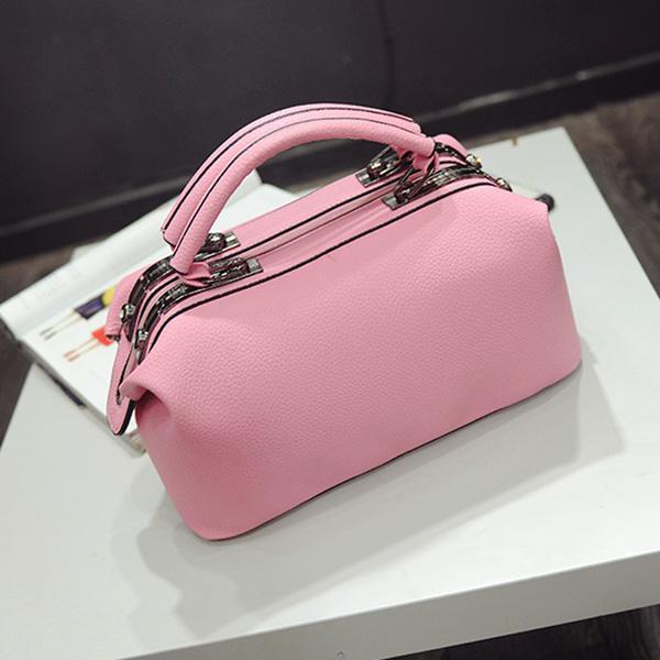 Women Casual Boston Handbags Evening Clutch Messenger Bag Party Shoulder Crossbody Bags
