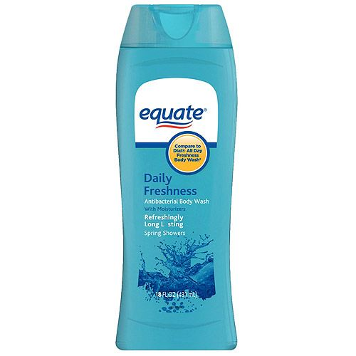 Walmarts Brand Of A Fresh And Clean Body Wash Good Buy