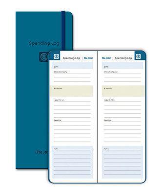 Look at this #zulilyfind! Spending Log Jotter Journal by Studio Oh! #zulilyfinds