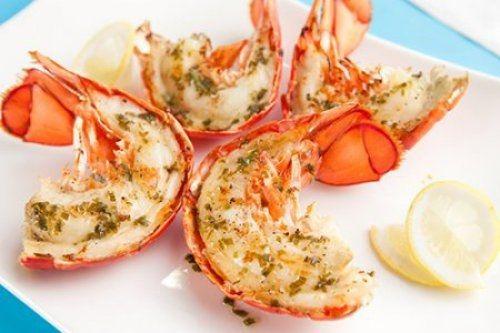 Langosta A La Plancha Receta Como Cocinar Langosta Recetas Para Cocinar Platos Con Pescado