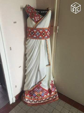 Belle robe kabyle moderne 2018