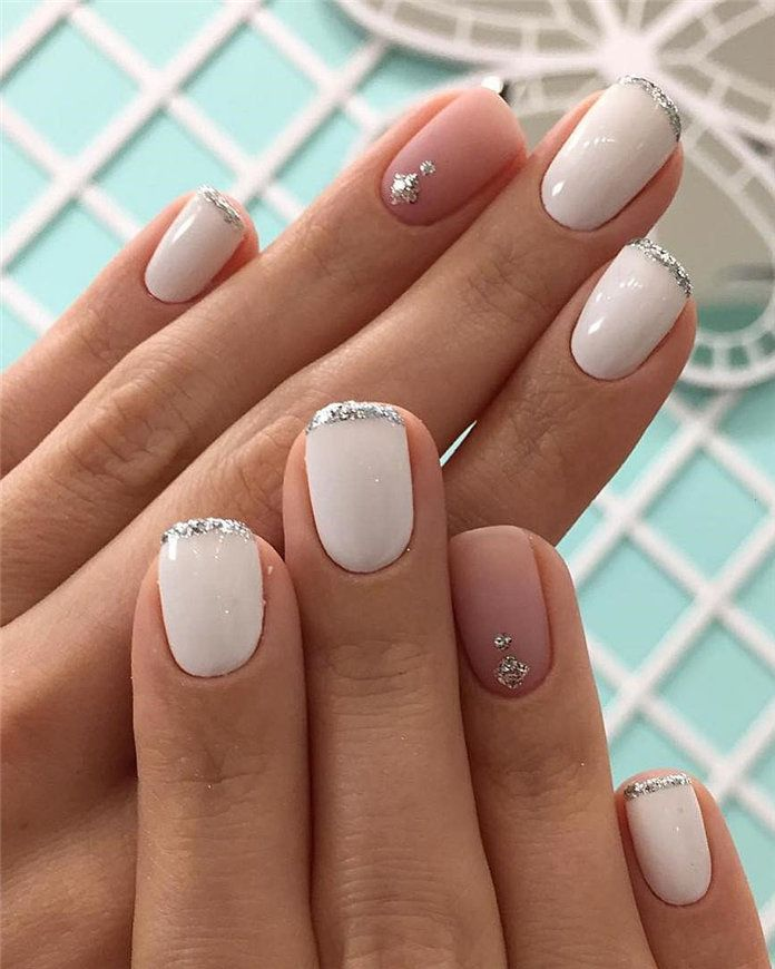Easy Spring Nail Designs Ideas You Are Loving 2019 Line Nail