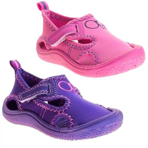 outstanding OP® Toddler Girls' Water Shoes, Swim Sneakers with ...