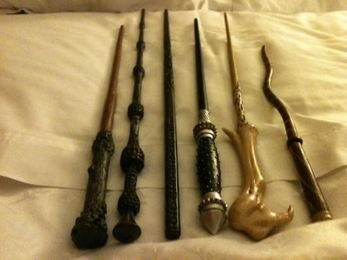 Harry potter 39 s wand the elder wand narcissa malfoy 39 s for Wooden elder wand