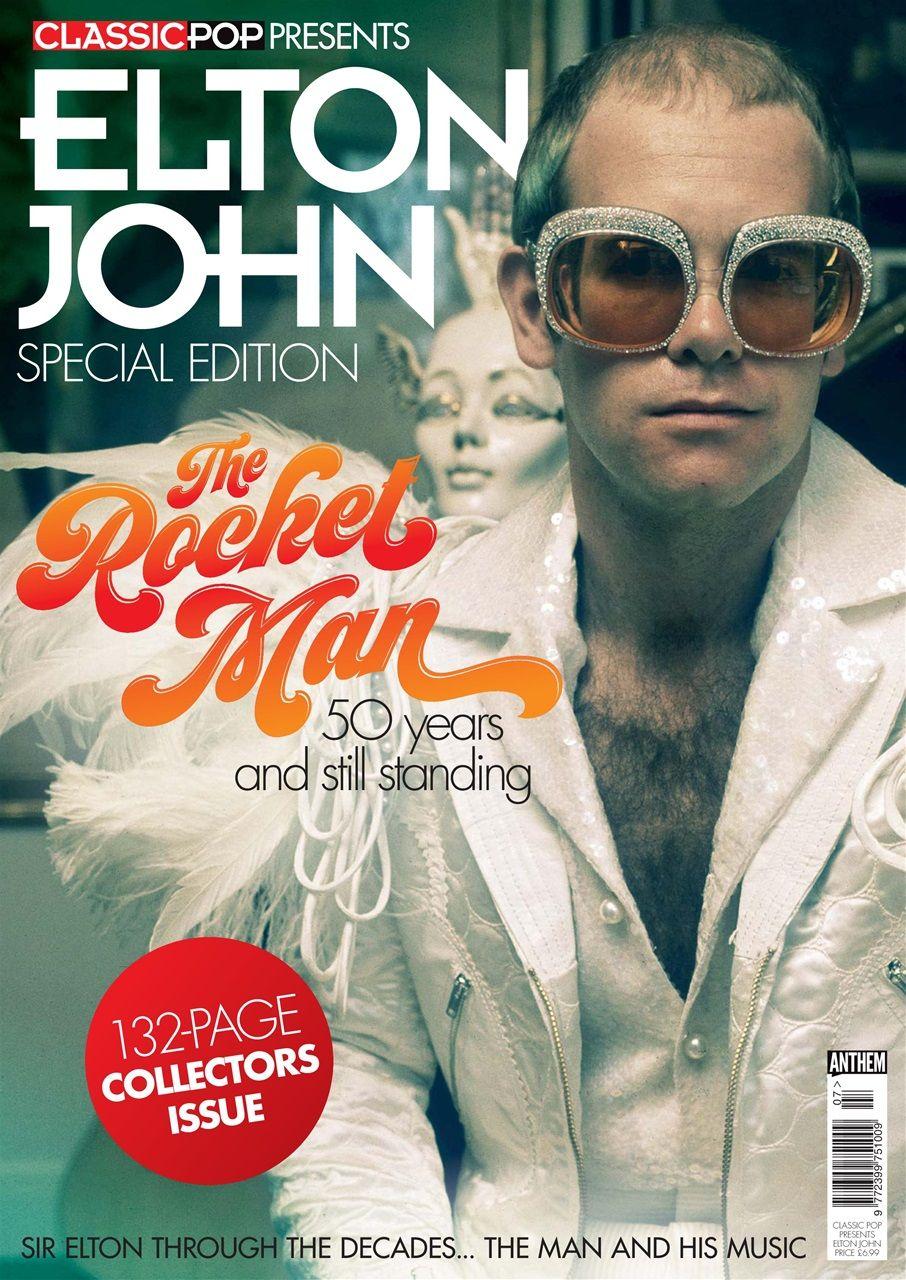 Classic Pop Magazine in 2020 Pop magazine, Music