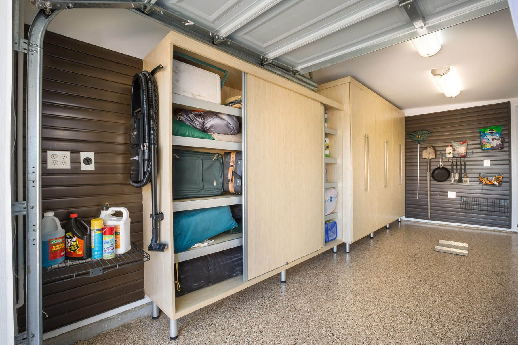 29 Garage Storage Ideas (Plus 3 Garage Man Caves) (With