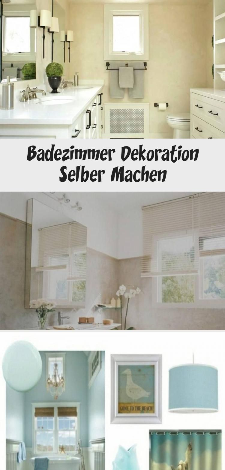 Badezimmer Dekoration Selber Machen With Images Home Decor
