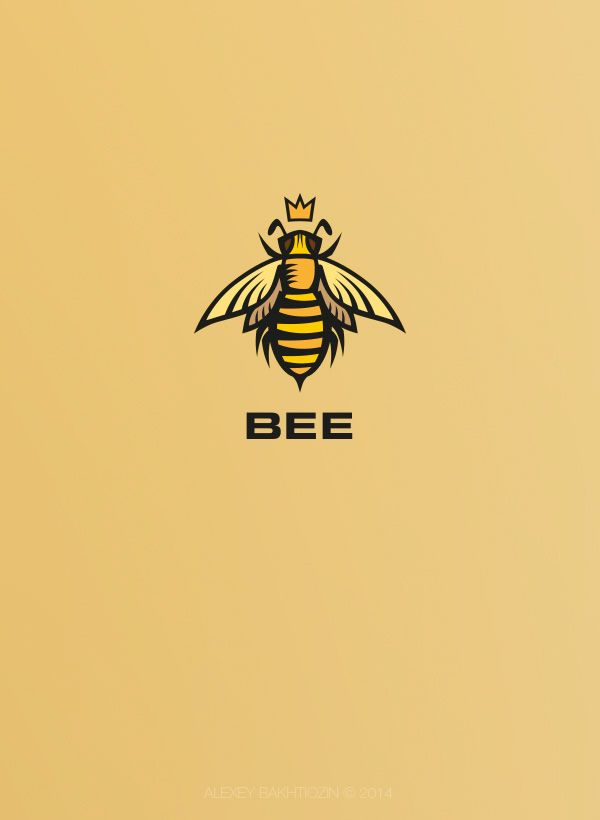 BEE LOGO on Behance   ...