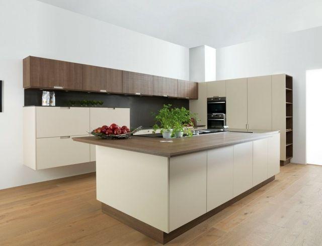 Moderne Küchen Holz | arkhia.com | {Moderne einbauküchen 68}