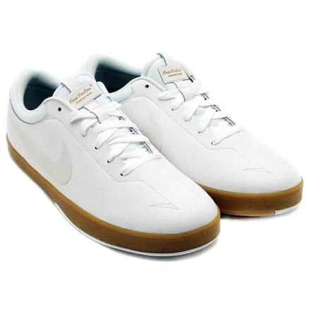 NIKE SB ZOOM ERICK KOSTON ONE WHITE/SWAN-GUM LIGHT BROWN sneaker