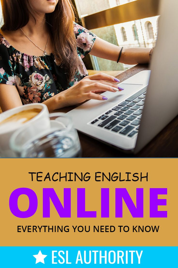 How to Teach English Online in 2019 Everything You Need