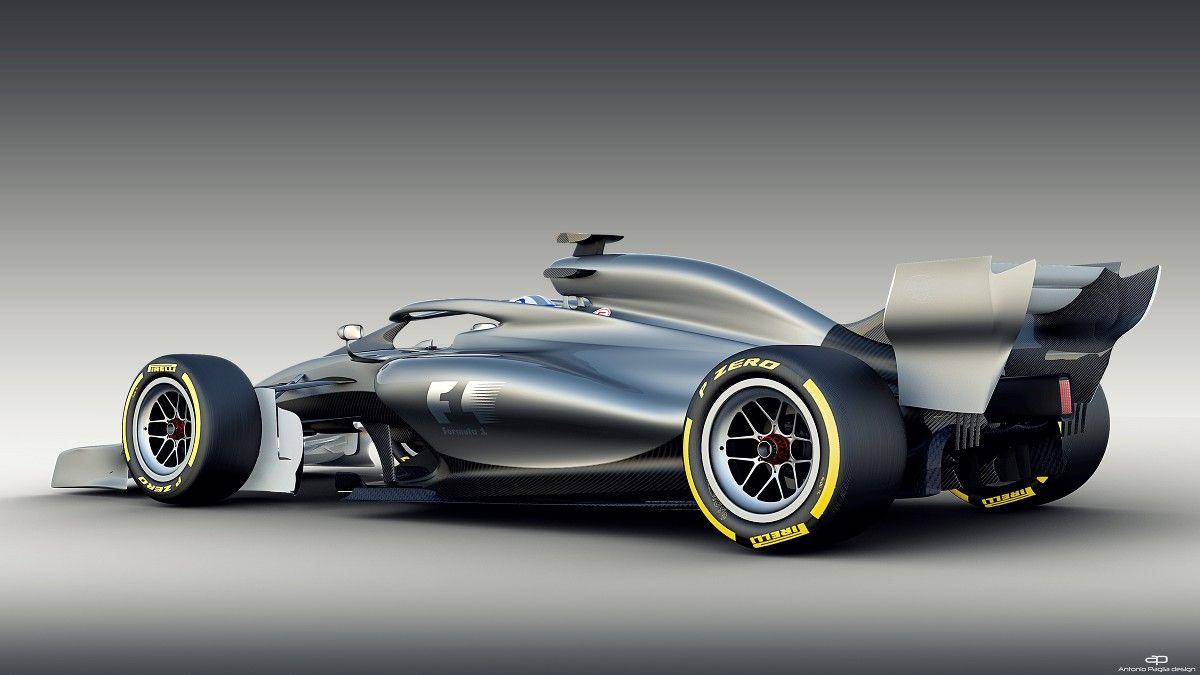 Formula 1 Reveals Full Details Of 2021 Car Design Concepts F1 Autosport Car And Motorcycle Design Formula 1 Car