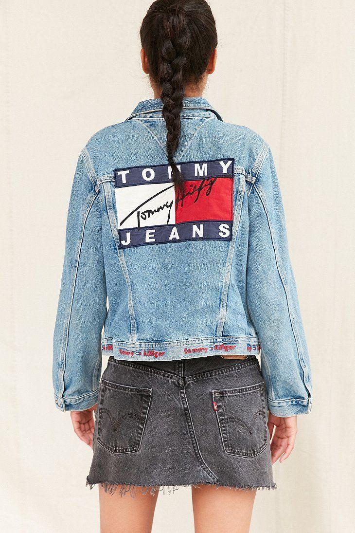 Vintage Tommy Hilfiger Flag Jacket Vintage Tommy Hilfiger Tommy Hilfiger Jackets [ 1095 x 730 Pixel ]