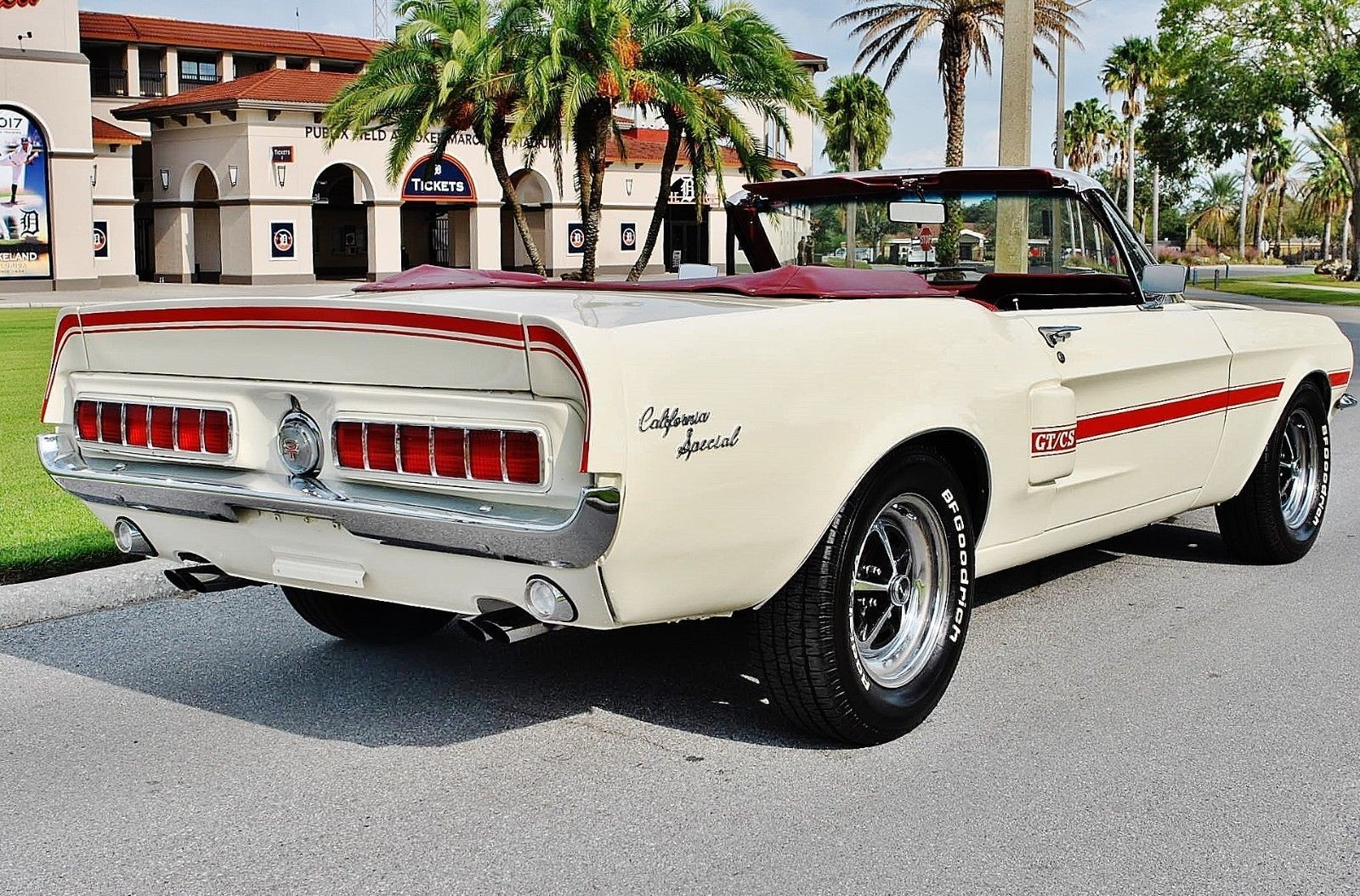 Ebay 1967 Ford Mustang Convertible Gt Cs Tribute Fully Restored