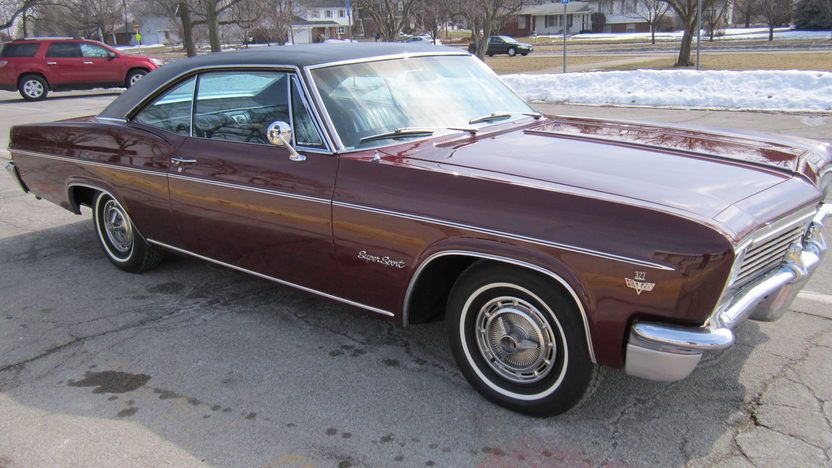 1966 Chevrolet Impala SS | T49 | Indy 2014 | Mecum Auctions