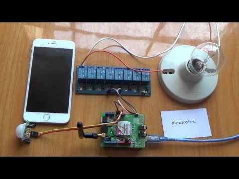 Ya Puedes Reciclar Esos Celulares Viejos Con Android Y Utilizarlos Como Cámaras De Vigilancia Inalámbricas Gracia Arduino Arduino Projects Electronics Projects