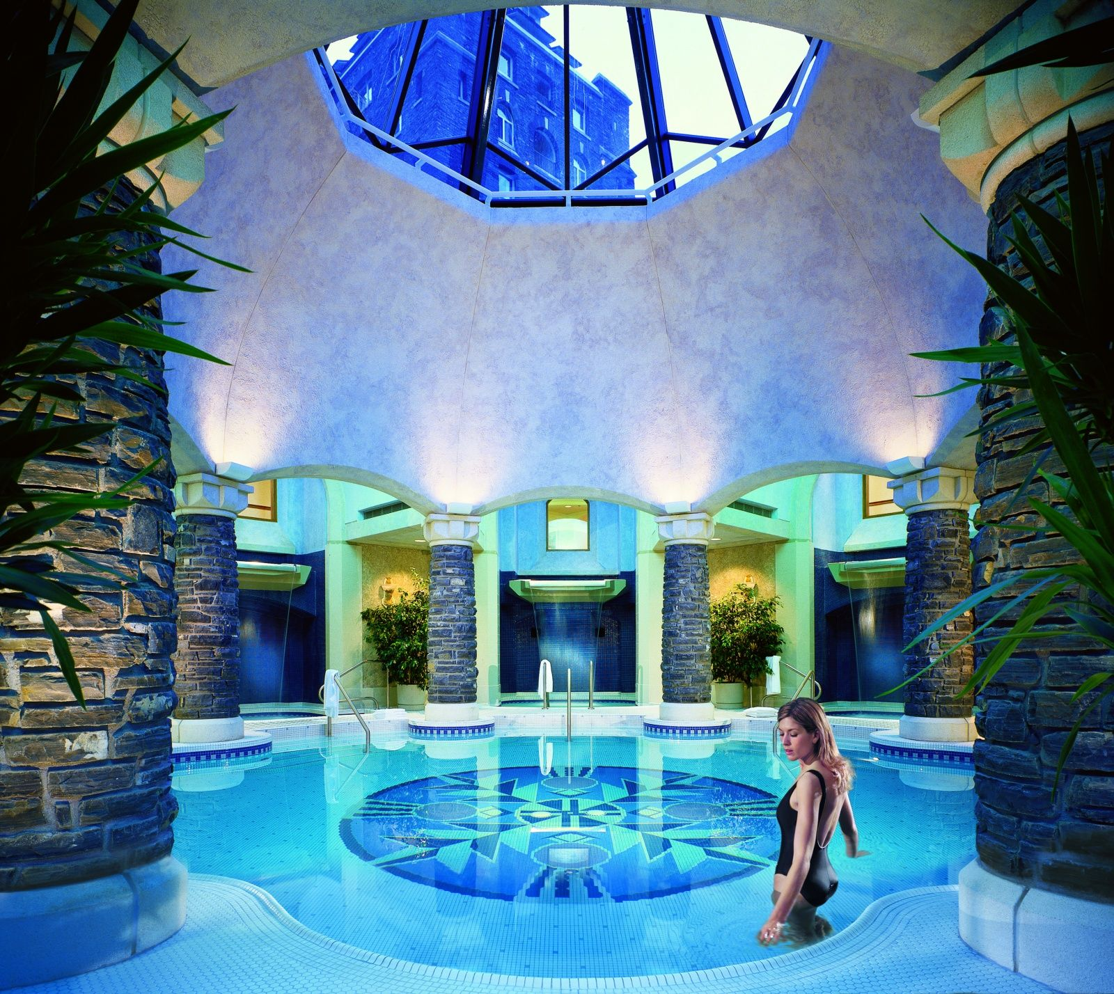 Willow Stream Fairmont Banff Springs Hotel Spa Canada