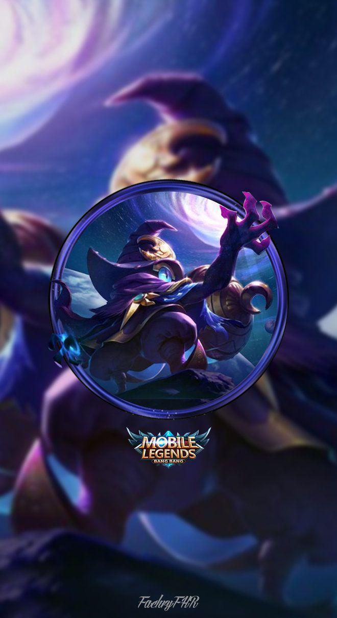 Wallpaper Phone Cyclops Starsoul Magician By FachriFHR