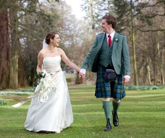 How To Look The Best At Your Wedding Scottish Tartans Tweeds