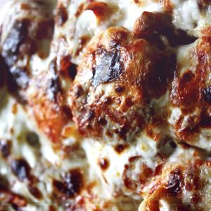 بطاطس والدجاج بالباشميل وجبة مناسبة لكل أفراد عائلتك بطريقة الشيف هاجر التميمي   #تطبيق_طبخي