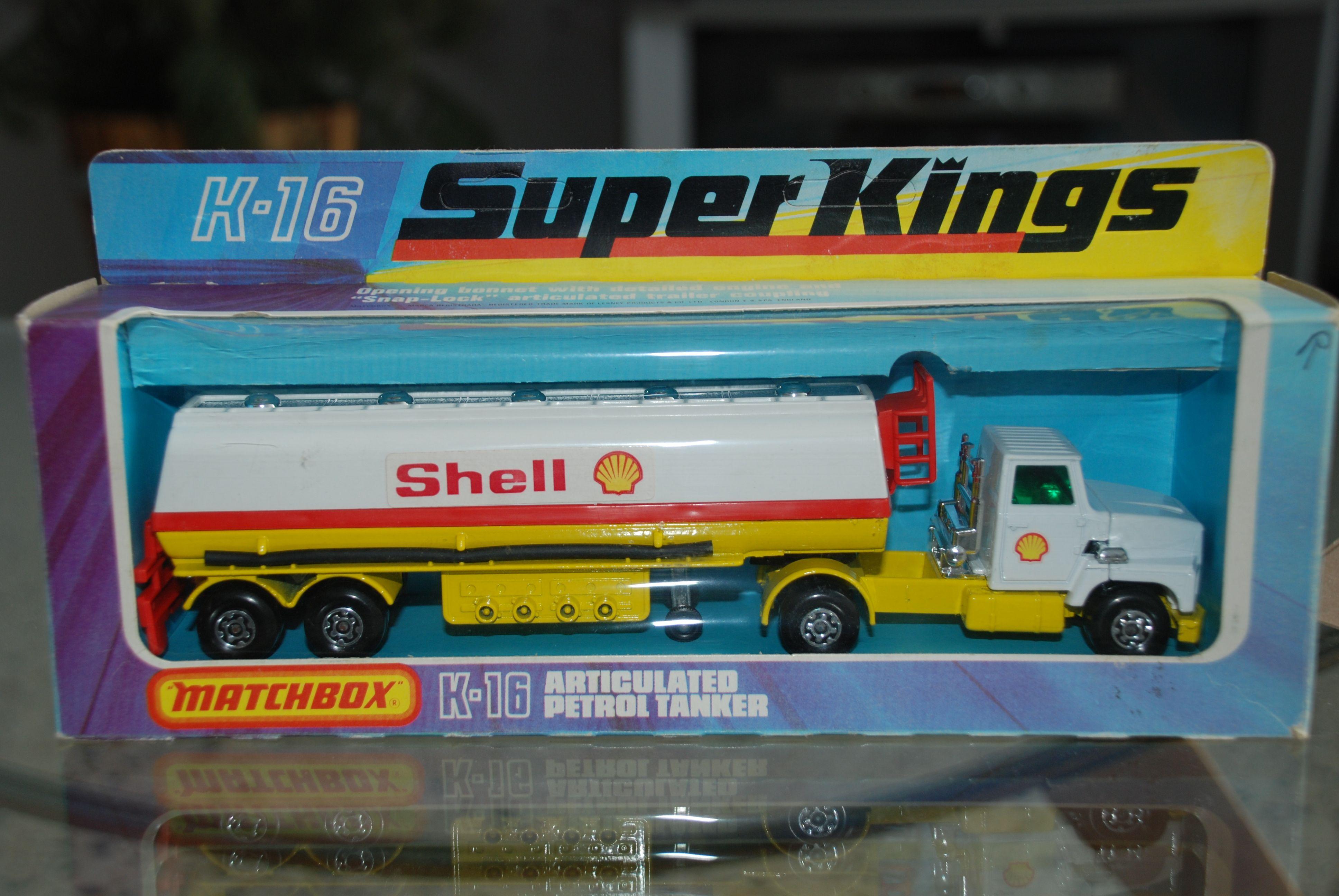 Superkings Toy Trucks Matchbox Cars Diecast Toy