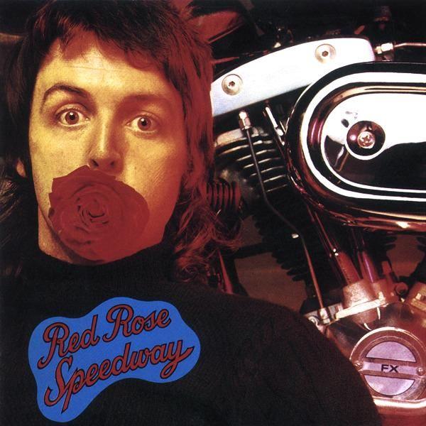 Paul Mccartney Mccartney Album Cover