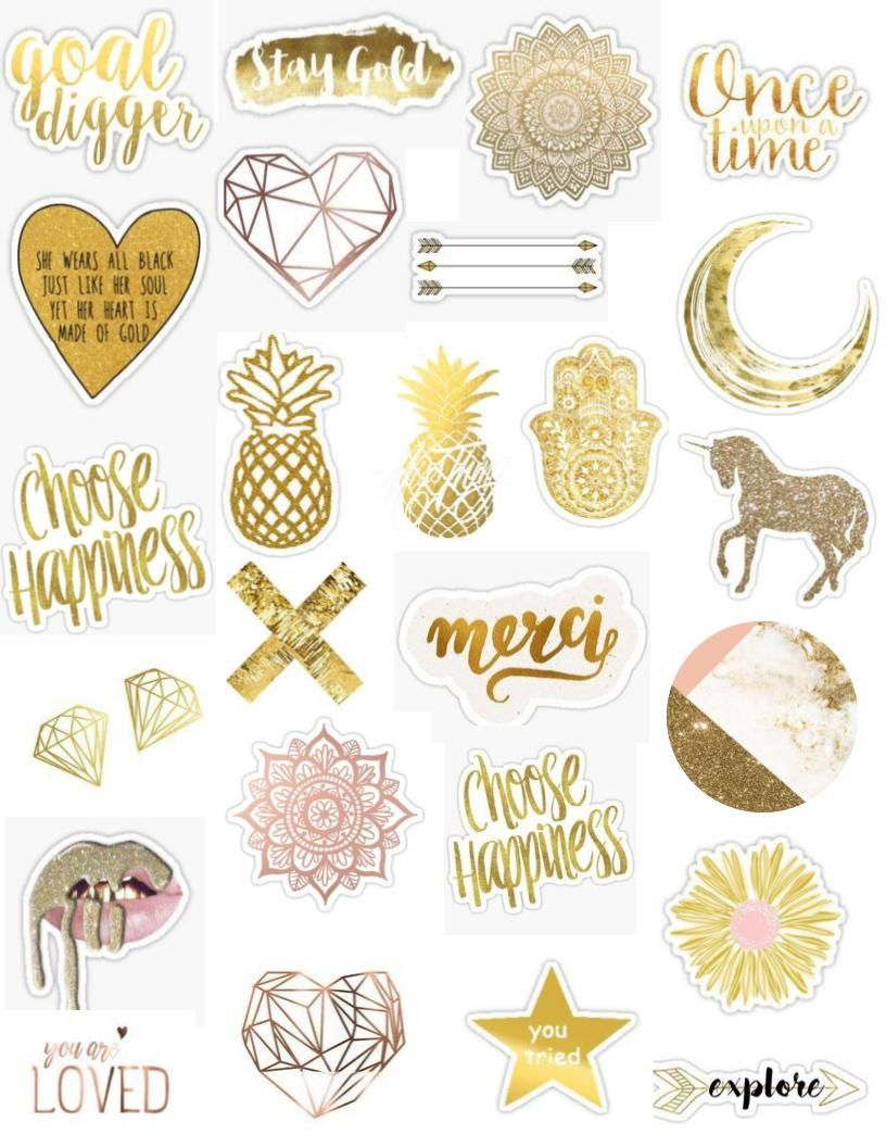 graphic regarding Aesthetic Stickers Printable named Pin by means of Lauren upon Sticker Packs inside of 2019 Tumblr stickers