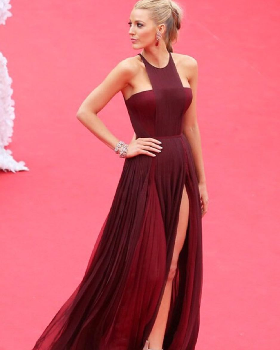 How to Chic: NEW STUNNING INSPIRATION - Blake Lively via ...