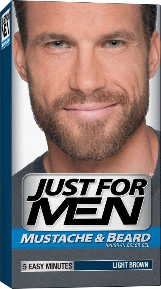 Just for Men® Mustache & Beard: Yep, I\'m getting old now so the ...