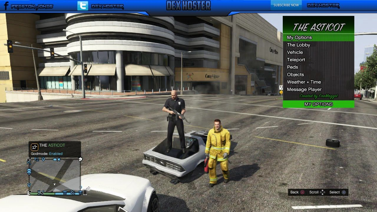 Mods Gta 5 Ps3