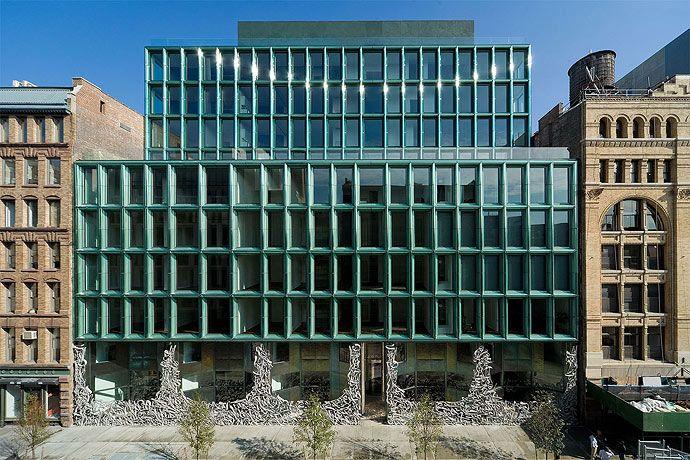 40 Bond St in NYC by Herzog & de Meuron