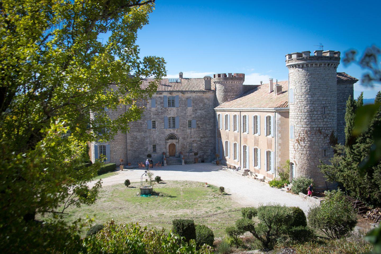 Le Château de Saint-Martin de Pallières | En Provence verte ...
