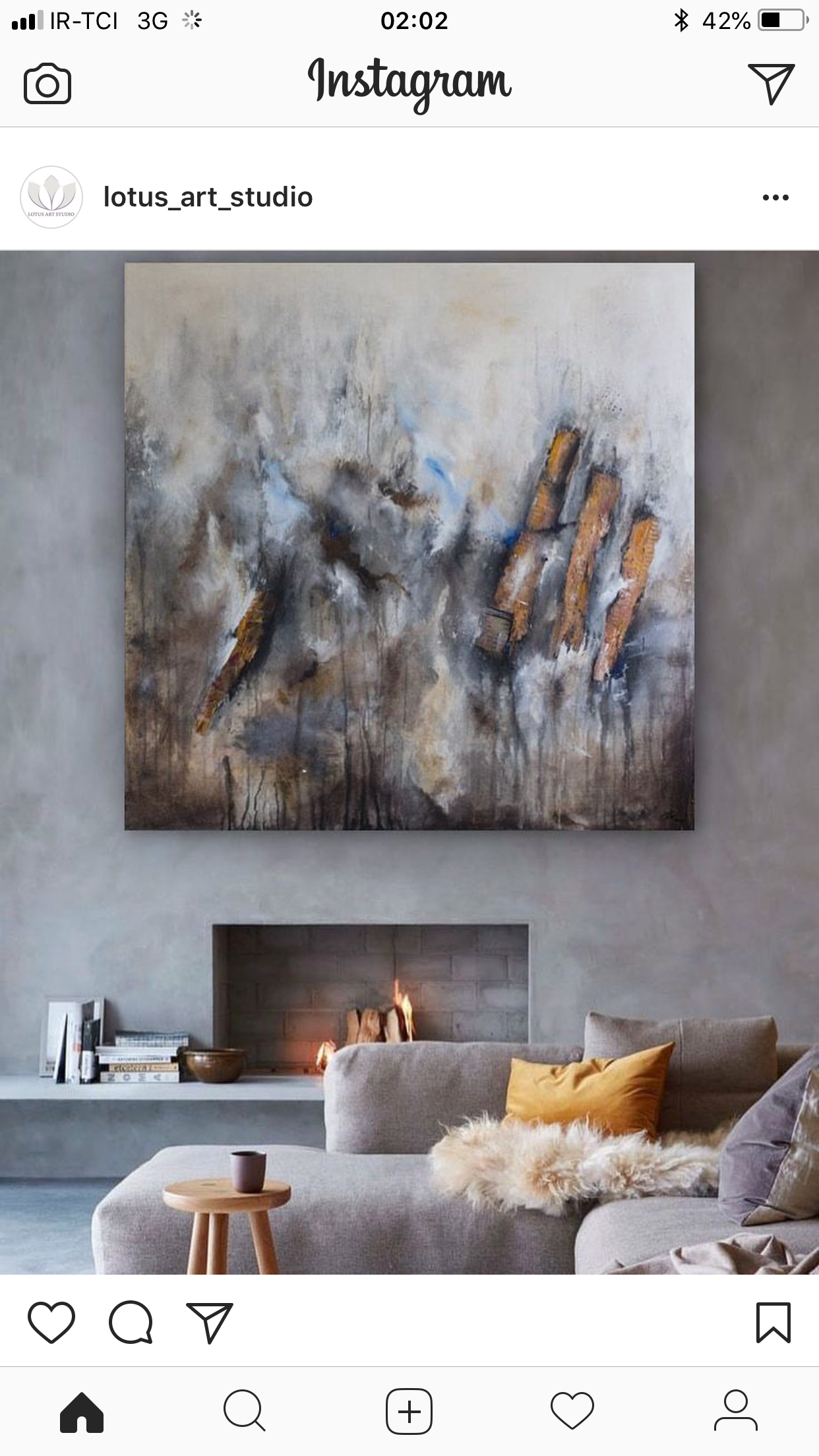 pin by mahsa on my disign room living room art on modern acrylic paintings for living room id=12888