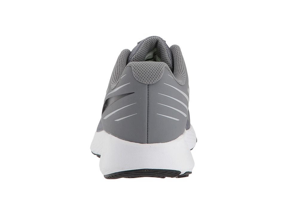 finest selection 87e80 85337 Nike Kids Star Runner (Big Kid) Boys Shoes Cool Grey Black Volt Wolf Grey
