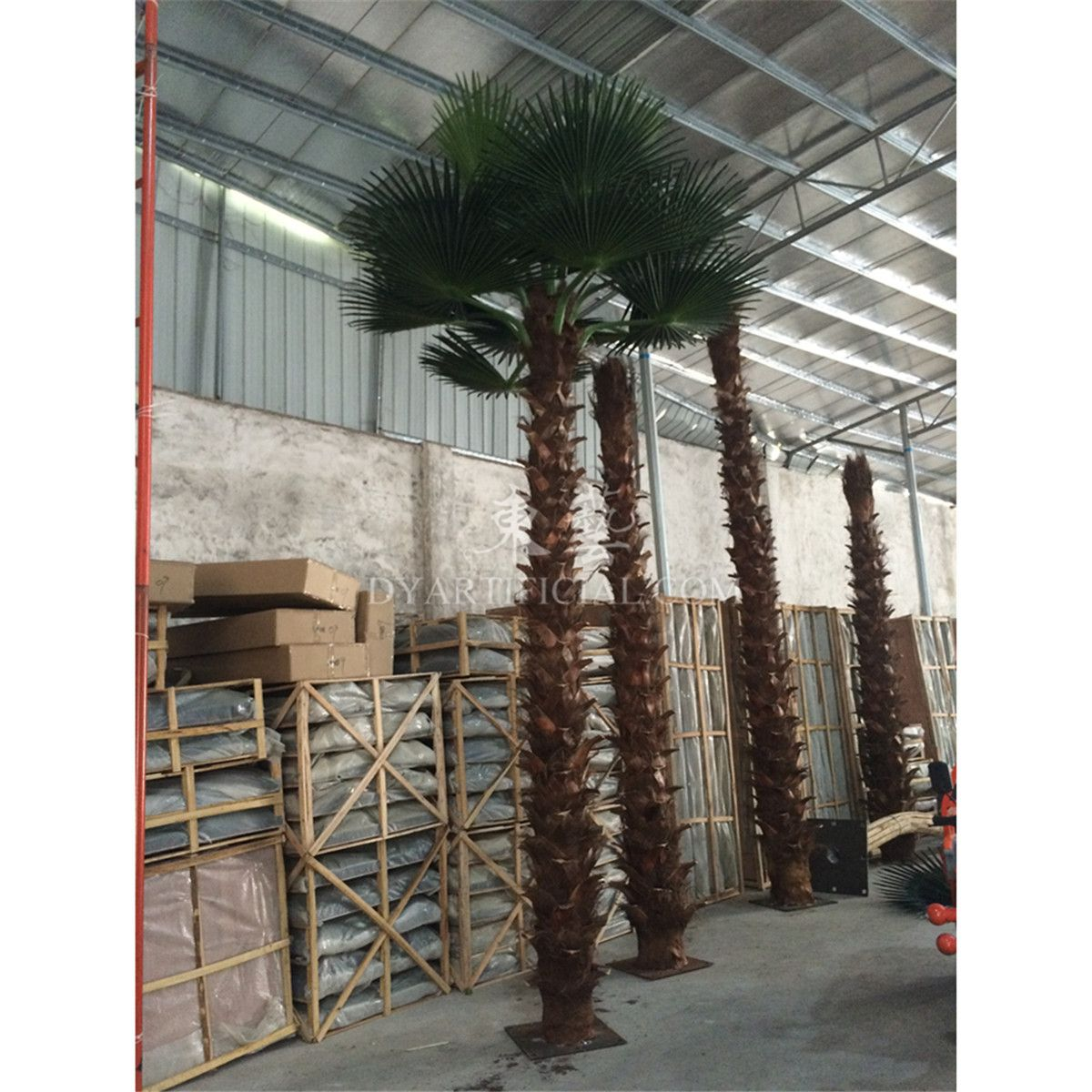 Tazls 20 Artificial Palm Tree