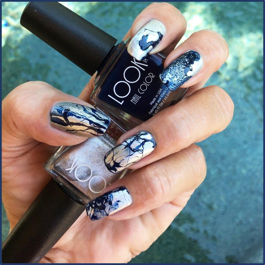 Abstract nail art design | Nail art designs | Pinterest | Abstract ...