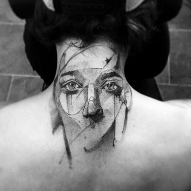Tattoo by @lincoln_tattoo   ___  www.EQUILΔTTERΔ.com  ___    #Equilattera