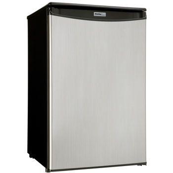 Danby® Designer 4.4 cu.ft. Stainless steel Refrigerator