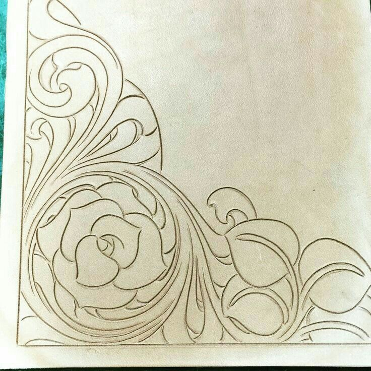 Pin by l leather on tracing patterns traditional