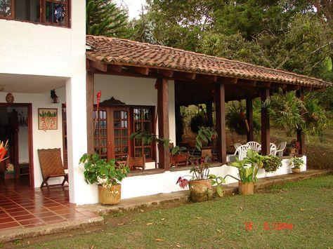 Casas campestres buscar con google casas de campo for Terrazas mexicanas